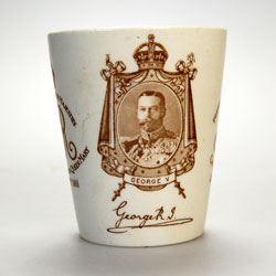 1911royal Doulton King George V Amp Queen Mary Coronation
