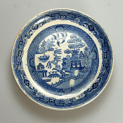 Antique China Plates Antique Ironstone China English