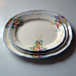 Superb Art Deco China Pountney Amp Co Bristol Patter 4333