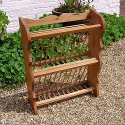 Vintage Pine Plate Rack & Old pine furniture | Antique Pine furniture Norfolk | Antique ...