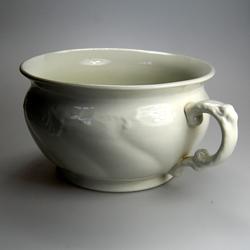 Antique Chamber Pot W Adams Amp Sons Antique Ceramic